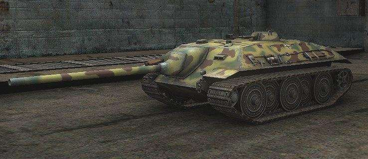 Source: quickybaby world of tanks - e 25
